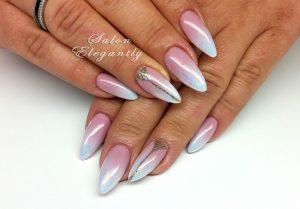 manicure żelowy Kielce